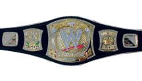 WWE Wrestling Adult Replicas RAW Spinning Championship Commemorative Championship Belt