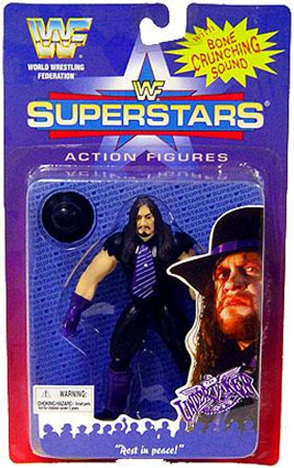 WWE Wrestling WWF Superstars Undertaker Action Figure