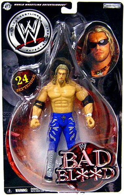 WWE Wrestling Bad Blood Edge Action Figure