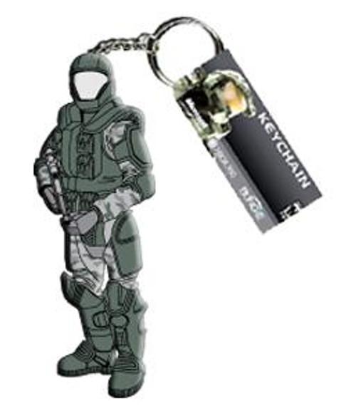 Halo ODST PVC Keychain