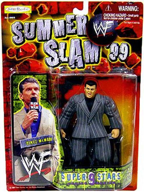 WWE Wrestling WWF Summer Slam '99 Vince McMahon Action Figure