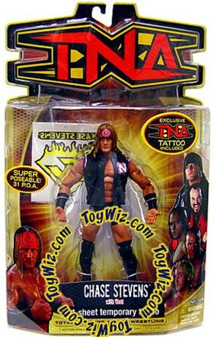 TNA Wrestling Series 8 Chase Stevens Action Figure