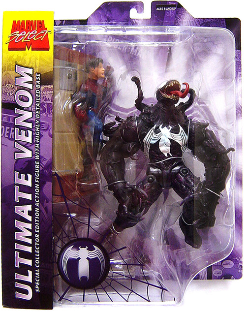 Marvel Select Ultimate Venom Action Figure