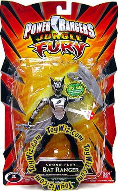 Power Rangers Jungle Fury Sound Fury Bat Ranger Action Figure
