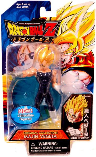 Dragon Ball Z Original Collection Majin Vegeta Action Figure