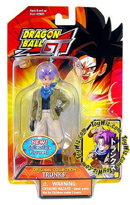 Dragon Ball GT Original Collection Trunks 4.5-Inch PVC Figure