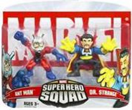 Marvel Super Hero Squad Series 5 Dr. Strange & Ant-Man Action Figure 2-Pack