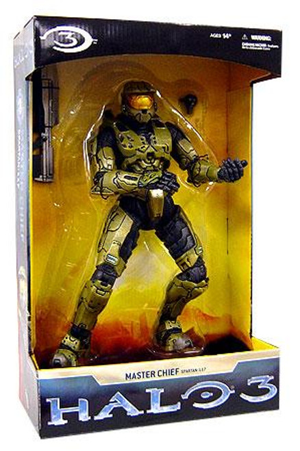 McFarlane Toys Halo 3 Master Chief 12 Inch Action Figure
