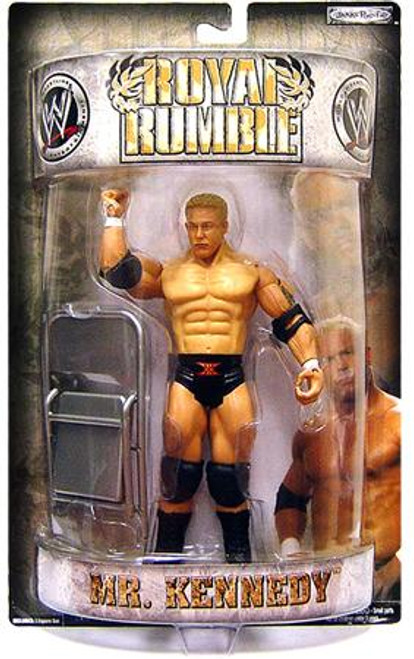 WWE Wrestling Pay Per View Royal Rumble 2007 Mr. Kennedy Action Figure