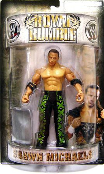 WWE Wrestling Pay Per View Royal Rumble 2007 Shawn Michaels Action Figure [DX Pants]