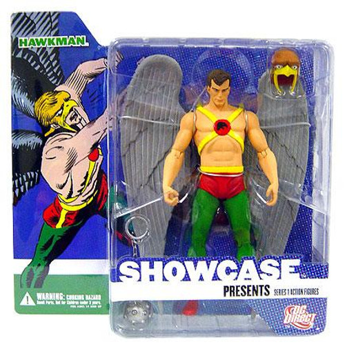 DC Showcase Presents Series 1 Hawkman Action Figure