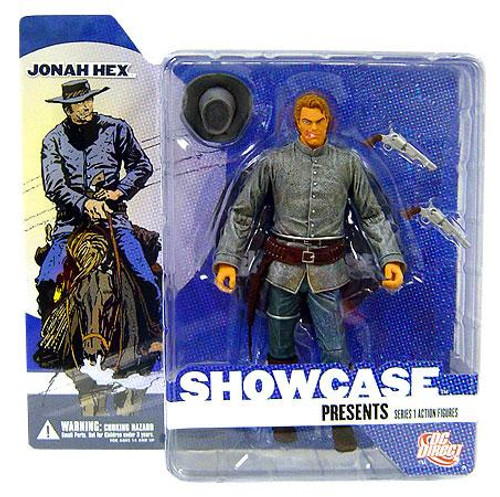 DC Showcase Presents Series 1 Jonah Hex Action Figure