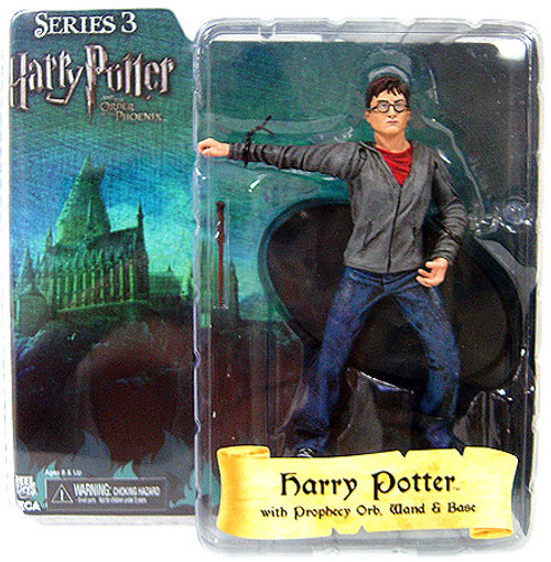 NECA The Order of the Phoenix Series 3 Harry Potter Action Figure