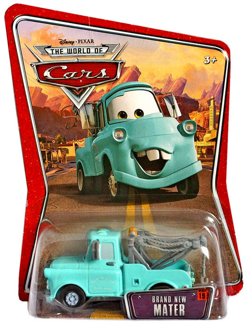 Disney Cars The World of Cars Series 1 Brand New Mater Diecast Car