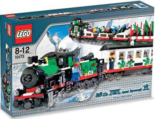 LEGO Holiday Train Set #10173