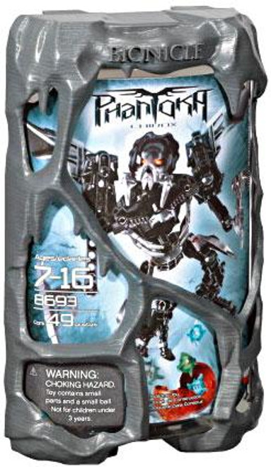 LEGO Bionicle Phantoka Chirox Set #8693