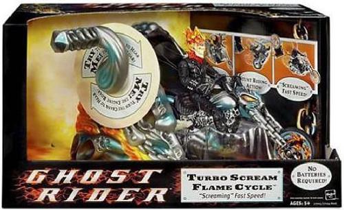 Ghost Rider Rev-N-Roar Engine Turbo Scream Flame Cycle Vehicle