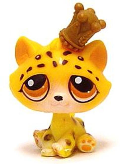 Littlest Pet Shop Leopard Figure #388 [Crown Loose]