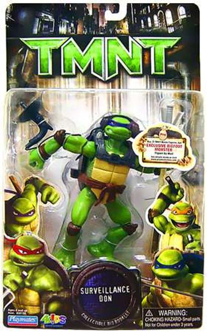 Teenage Mutant Ninja Turtles TMNT Surveillance Don Action Figure