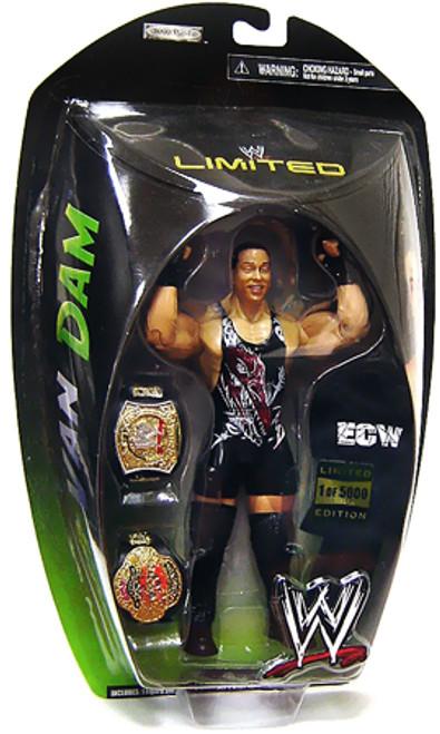 WWE Wrestling Exclusives Rob Van Dam Exclusive Action Figure