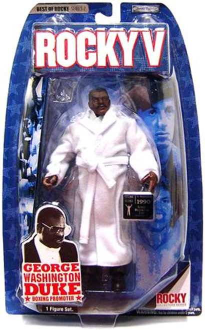Rocky V Best of Rocky Series 2 George Washington Duke Action Figure