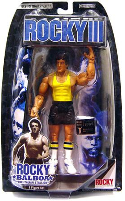 Rocky III Best of Rocky Series 2 Rocky Balboa Action Figure