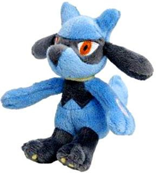 Pokemon Diamond & Pearl Mini Plush Riolu 6-Inch Plush