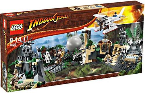 LEGO Indiana Jones Temple Escape Set #7623
