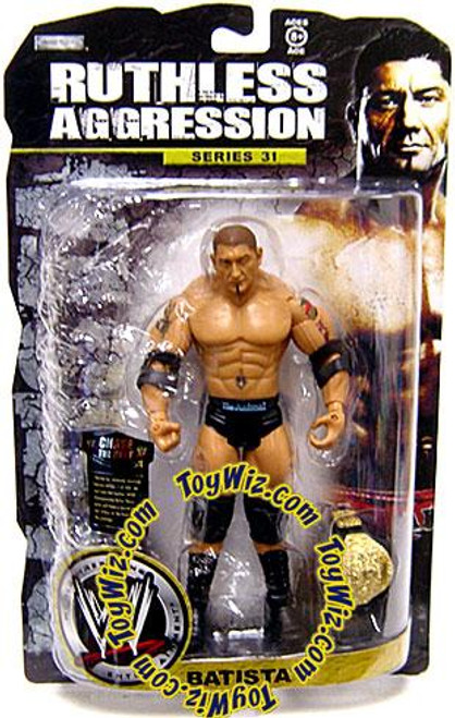 WWE Wrestling Ruthless Aggression Series 31 Batista Action Figure