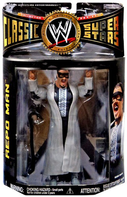 WWE Wrestling Classic Superstars Series 17 Repo Man Action Figure