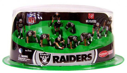 McFarlane Toys NFL Sports Picks Ultimate Team Sets Oakland Raiders Offense 2-Inch Team Set
