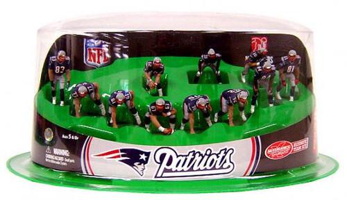 McFarlane Toys NFL Sports Picks Ultimate Team Sets New England Patriots Offense 2-Inch Team Set