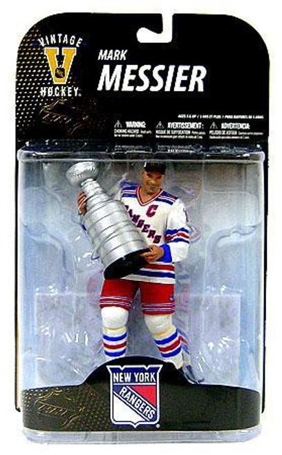 McFarlane Toys NHL New York Rangers Sports Picks Legends Series 7 Mark Messier Action Figure