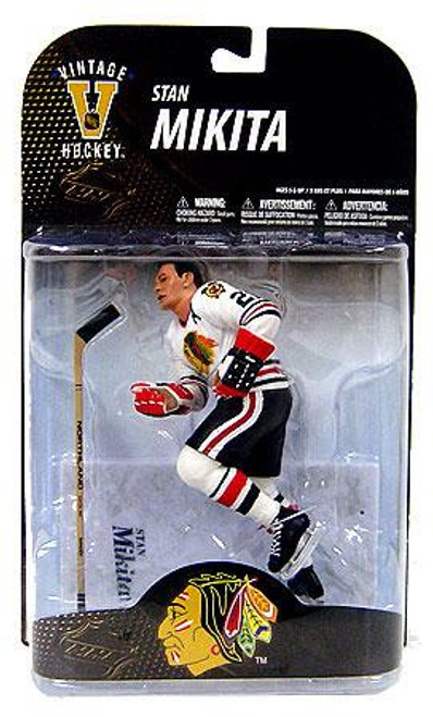 McFarlane Toys NHL Chicago Blackhawks Sports Picks Legends Series 7 Stan Mikita Action Figure