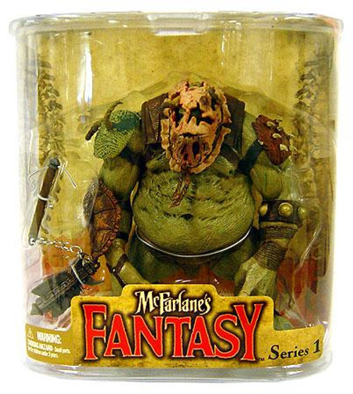 McFarlane Toys McFarlane's Fantasy Series 1 Ogre Action Figure [Guard Class]