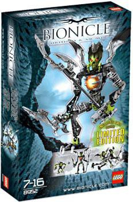 LEGO Bionicle Mutran & Vican Exclusive Set #8952