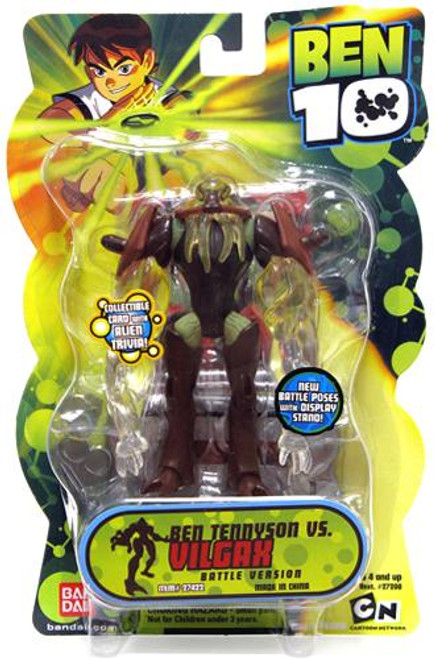 Ben 10 Alien Collection Series 2 Vilgax Action Figure [Battle Version]