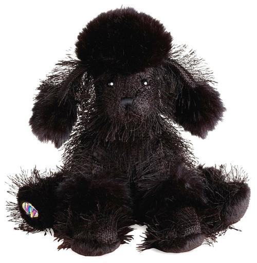 Webkinz Black Poodle Plush