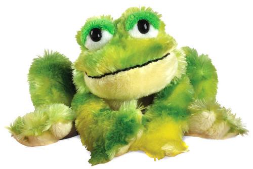 Webkinz Tye Dyed Frog Plush
