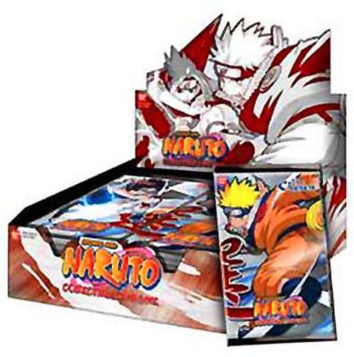 Naruto Card Game Chosen Booster Box