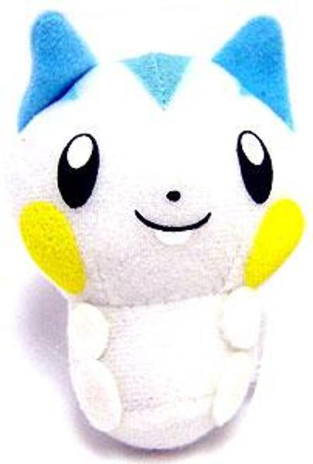 Pokemon Diamond & Pearl 3 Inch Mini Series 1 Pachirisu Plush