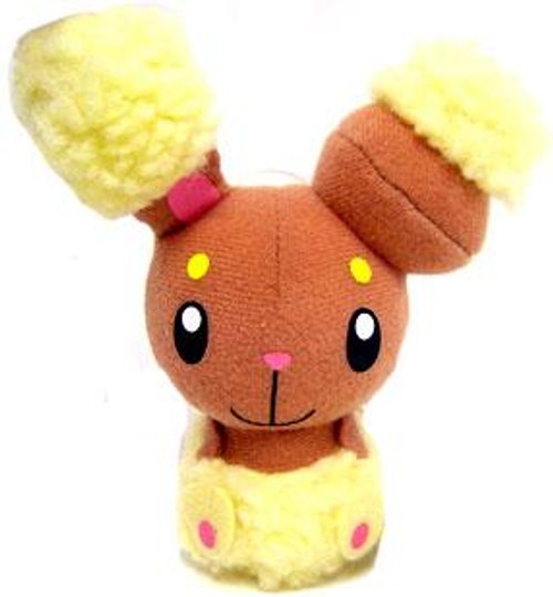 Pokemon Diamond & Pearl 3 Inch Mini Series 1 Buneary Plush