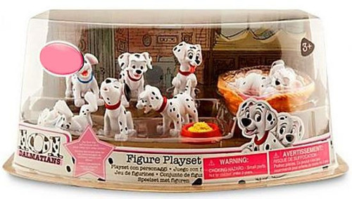 Disney 101 Dalmatians Figure Playset Exclusive