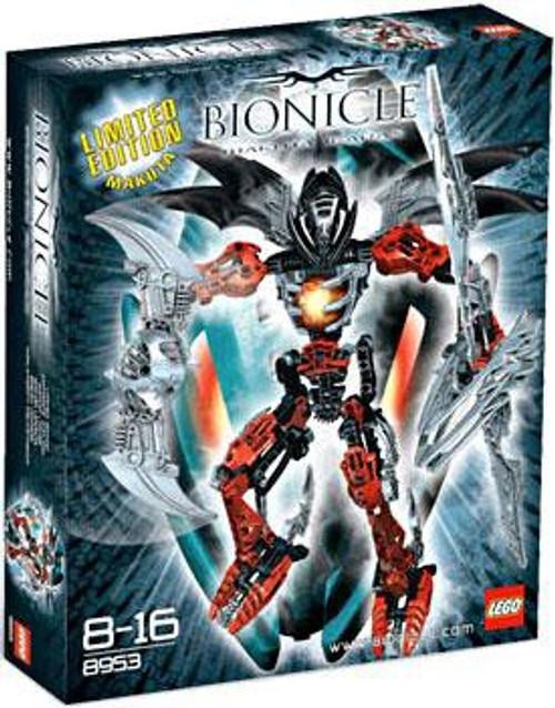 LEGO Bionicle Makuta Icarax Exclusive Set #8953