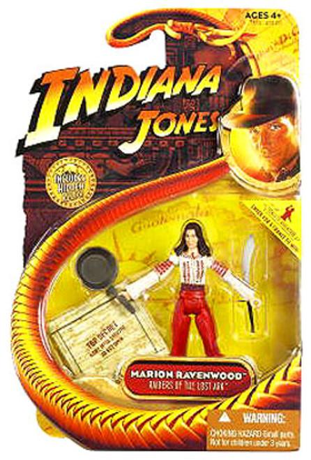 Indiana Jones Raiders of the Lost Ark Series 1 Marion Ravenwood Action Figure