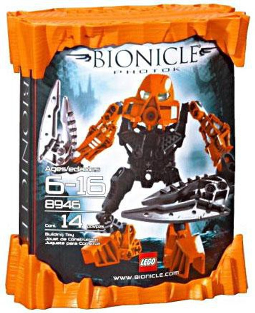 LEGO Bionicle Phantoka Matoran Photok Set #8946