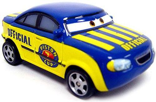 Disney Cars Loose Race Official Tom Diecast Car [Loose]