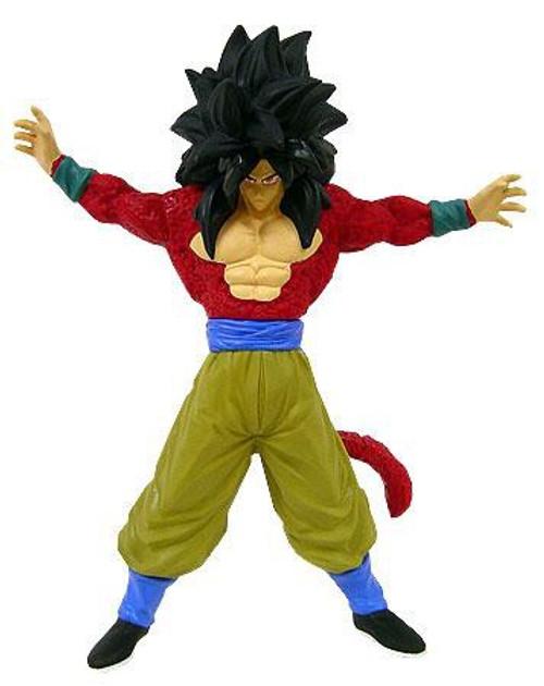 Dragon Ball GT Super Saiyan 4 Goku 9-Inch Vinyl Statue [SS4]