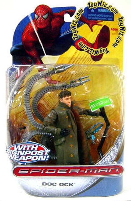 Spider-Man Movie Spider-Man Trilogy Doc Ock Action Figure