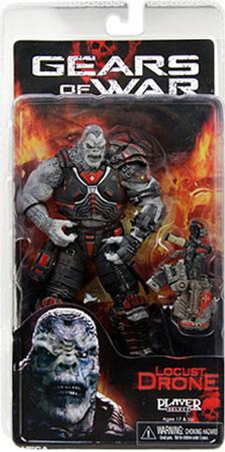 NECA Gears of War Series 1 Locust Drone Action Figure
